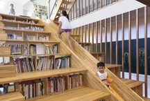 The Bookworm's Haven / Library Architecture & Design / by McKee Library