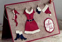 kaart kerst