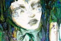 portret expresionistisch