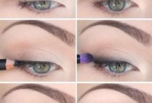 Makeup Tricks. / by Michelle Pallante