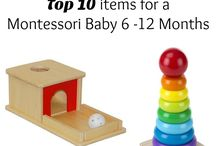 montessori baby toy