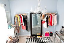 Walk-In Closet / by Rachael | Spache the Spatula