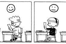 Learn English with Comics!