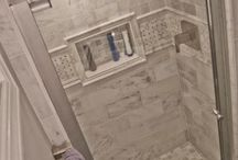 bathroom redo / by Gina Bringetto