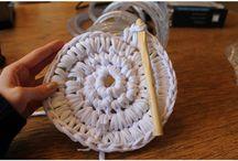 crochet tricot accessoires maison