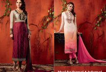 Fabulous Cotton A-Line Suits