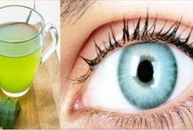 receta para mejorar  la vision