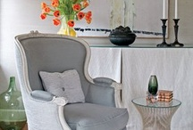 Chairs / Chairs, lounge, dining / by Melinda Dame Christensen
