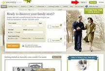 Genealogy Ancestry.Com / Resources for ancestry.com