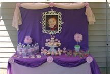 Sofia the First Birthday Party / by Allison Marsman