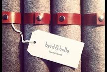 byrd & belle for Room & Board / by byrd & belle