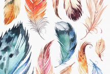 Feather design