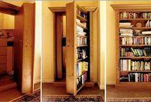 Dream Home-Secret Passageways, Trap Doors, & Tunnels