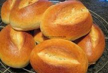 Brot/Brötchen backen