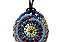 Pine Needle Crafts / by Holly Traffas