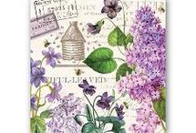 Violets and Lilacs