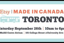 Etsy - Made in Canada Branding
