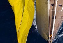 S A I L / classic speedboats, sailboats and superyachts