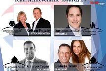 TEAM ACHIEVEMENT AWARDS-2017