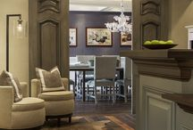 Commercial Interiors / by Christy Davis