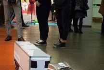Next Gate 2014 / Pääkaupunkiseudun suurimmat toisen asteen koulutusmessut pidettiin Helsingin kaapelitehtaalla 4.-6.11.2014