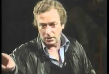Acting Lessons by Michael Caine / Lecciones de Acting por Michael Caine