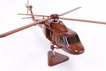 Helicoptero Blackhawk