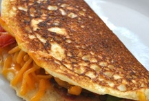 Omelettes & Pan cakes