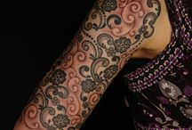 Tattoos  / by Jonathan Mayfield