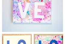 mothers day paint ideas