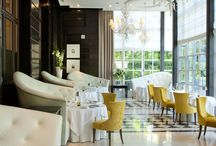 GORDON RAMSAY RESTAURANT / by Trianon Palace Versailles, A Waldorf Astoria Hotel