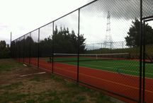Sports Gates & Fencing / The right choice for gates and fencing for sports enclosures