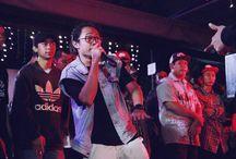 Awakulo / Rap group from Surabaya, Indonesia