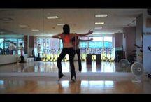 Dance Cardio / by Danielle Bonnell