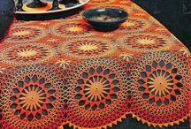Crochet table cloth patterns
