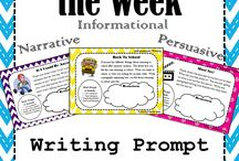 3rd Grade WRITING & GRAMMAR / by Allison Johnson