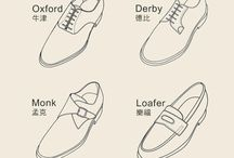 Men Style Fashion - Shoes / All about shoe trends.