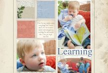 Scrapbooking / by Judy Hart