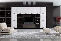 Гостиная / Мебель для гостиной. Гостиная в доме - помещение особое. Это и место для приема гостей, как ясно уже из названия и комната, где любят проводить свободное время семьей. Поэтому, создавая интерьер гостиной комнаты необходимо тщательно продумать каждую деталь внутреннего убранства помещения, чтобы оно отвечало всем требованиям хозяев не только с точки зрения функциональности, но и было отражением эстетических предпочтений обитателей дома.
