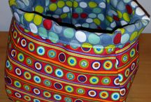The Scraptastic Basket Free Tutorial / by Emmaline Bags & Patterns