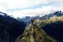 Beautiful New Zealand / by Israel Butson