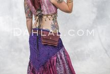 Tribal and Tribal Fusion Belly Dance