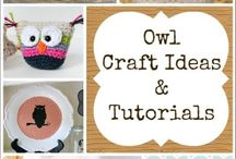 how to make owls