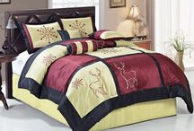 Beautiful Bedding Sets for Christmas / Even though there are many bed sets for our  bedroom,  the very bed sets for festive season makes more beautiful to our house. Especially Christmas bedding sets are one of the great examples to give complete theme to our bed room.