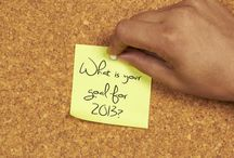 2013 New Year Resolutions / by St. Louis Cosmetic Surgery