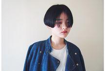 Japan hair