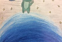 Mé kresby