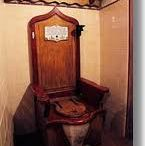 Early Toilets / We've Come A Long Way!