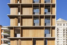 Architecture in the city / Inspiration