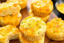 Healthier savoury snacks